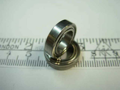 "Steel 3/8"" Bore Ball Bearing 3/8"" x 5/8"" x 5/32"""