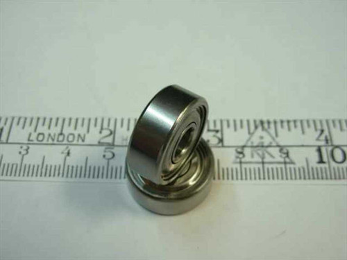 "Stainless Steel Ball bearing 1/4"" x 3/4"" x 9/32"""