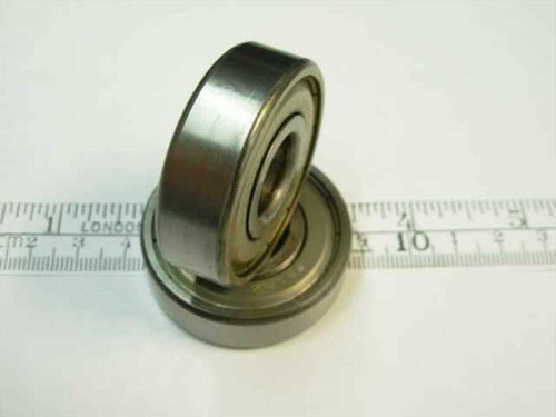 Steel 6204-2Z Ball Bearing 15x42x13mm 19000RPM