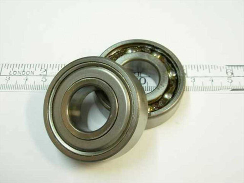 Steel Ball Bearing 20x47x14mm 17000RPM (6204/6204Z)