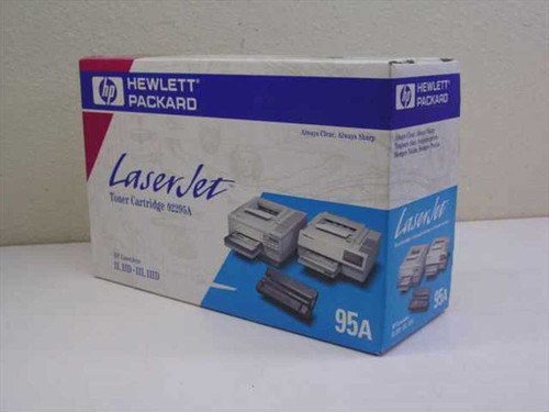 Black Toner Cartridge HP (92295A)