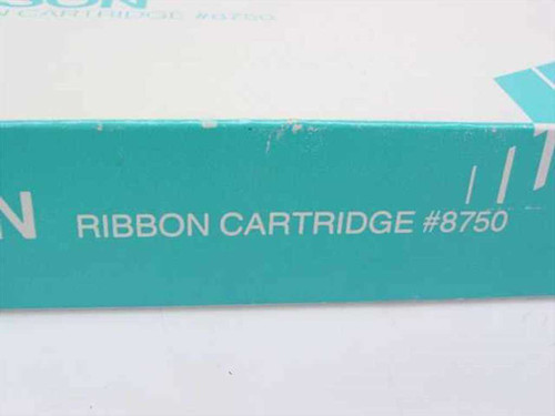 Epson 8750 Dot Matrix Printer Ribbon Cartridge - For 9 pin printheads only