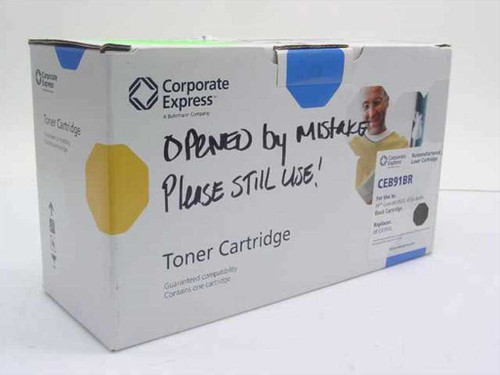 Corporate Express Toner Cartridge for LJ 4500/4550 Black re. C4191A (CEB91BR)
