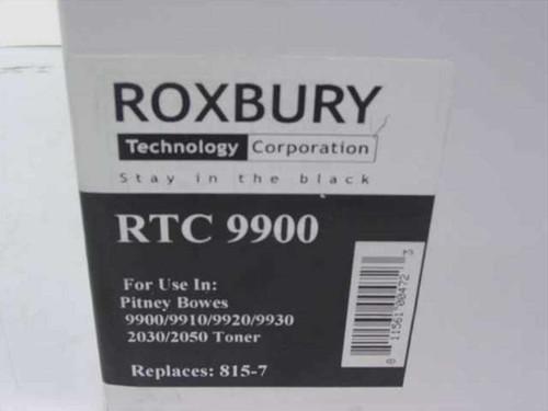 Roxbury Toner Cartridge for Pitny Bowes 9900,9910,9920,993 (RTC 9900)