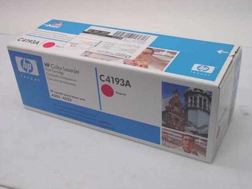 HP C4193A Toner Cartridge Magenta for LJ 4500,4550