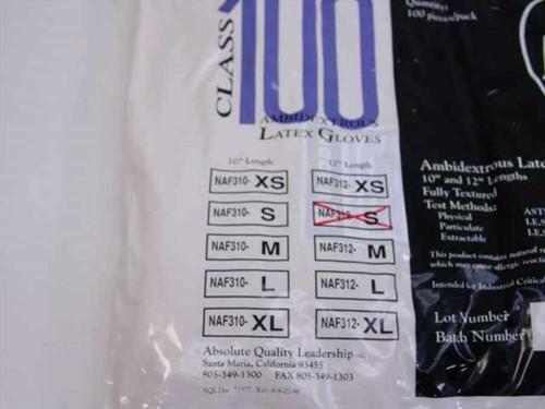 ALQ Latex Gloves - 100 Pack (NF312)