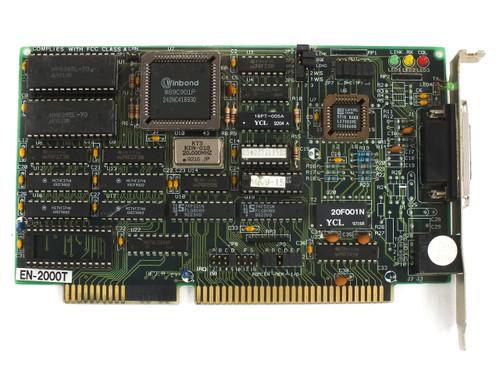 Danpex EN-2000T 16-Bit ISA Network Card / RJ45 / ISA Bus - Winbond W89C901P