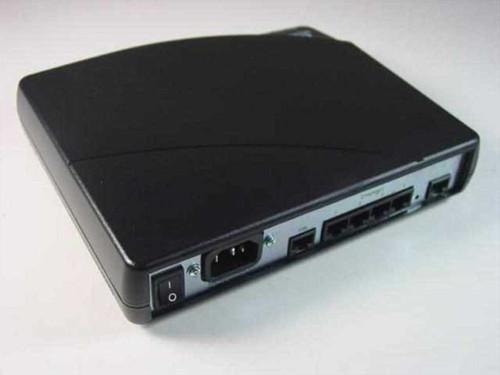 Efficient Networks 4 Port Ethernet 120VAC (5851)