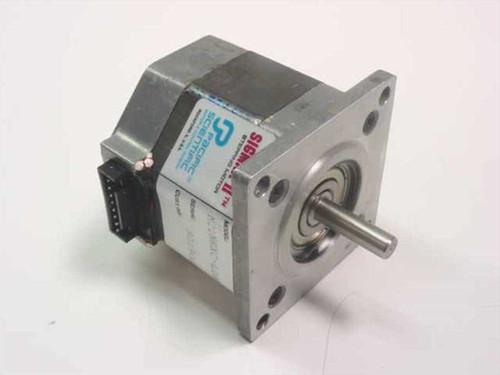 Pacific Scientific Motor & Control Division Sigmax II Stepping Motor M21NRXC-LDN