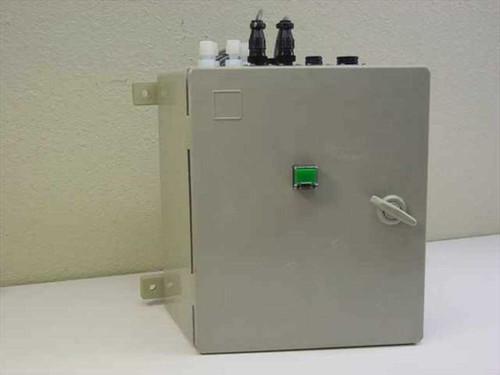 Himel Control Box w/ Proximity Switch and Pressure Switch