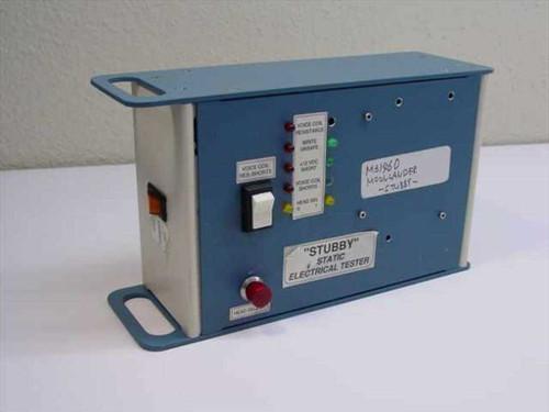 "Custom M31460 Generic Static Electrical Tester ""Moonlander Stubby"""
