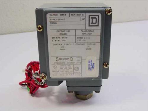 Mpl Mpl 808 60 Psi De Mpl 800 Series Pressure Switch