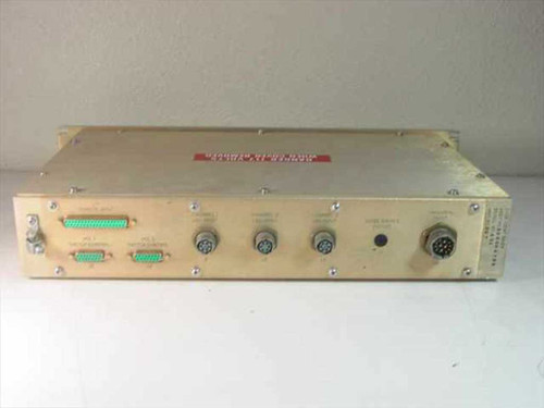 LNR Communications Tridundant Low Noise Amplifier - Local Channel Sel 51029