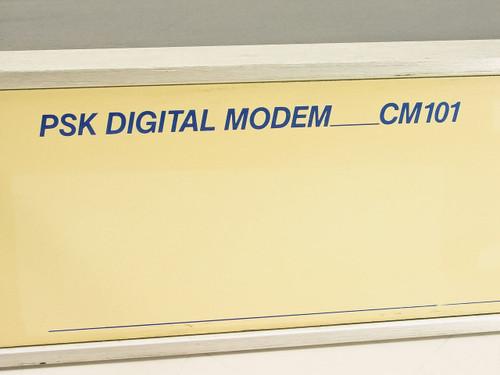 ComStream PSK Digital Satellite Modem -Vs CM101