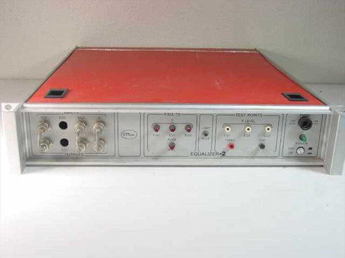 """STS Inc Equalizer 2 in 19"""" Rackmount - Satcom / Microwave / RF / Satellite"""
