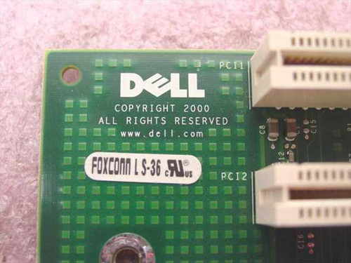 Dell 0583XT Riser Card with 2 PCI Slots