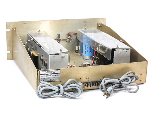 STS D12338 +5VDC ±12VDC Dual Power Supply Assembly 47~440Hz