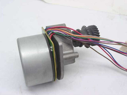 Steel Motor and Gears - For Robotics or Experiments (Two)