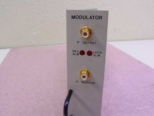 Scientific Atlanta  Modulator ~V 262224
