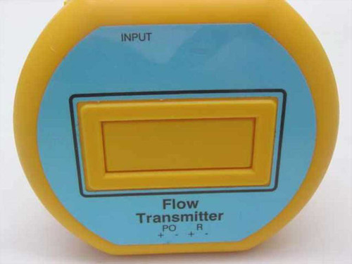 Generic Flow Transmitter (Yellow Plastic)