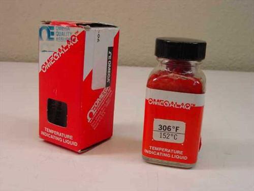 Omegalaq LAQ-0306 Temperature Indicating Liquid 306 F / 152 C