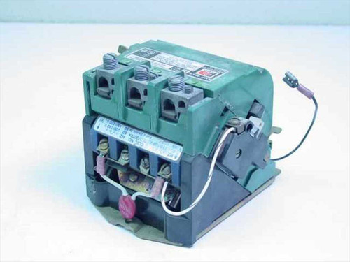 Furnas 40FF32AAD6 3-Pole Lighting Contactor 60 Amp 110-250V 600 VAC 75D73070A
