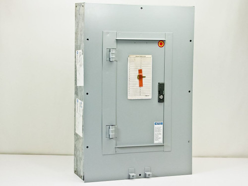 Westinghouse Pow-R Line Panel Board in Enclosure (PRL1)