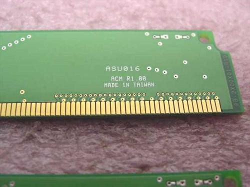 ASUS RD RAM Memory spacers - PB-2X001X01-R10- 2 ea ASU016
