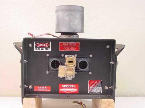 Varian Klystron RF Tube - Ku-Band 1.5 kW Satcom 8 Channel 14-14.4 GHz VKU-7791