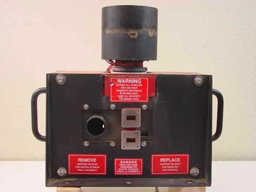 CPI Klystron RF Tube - Ku-Band 8.6 kV Satcom 8 Channel VKU-7820