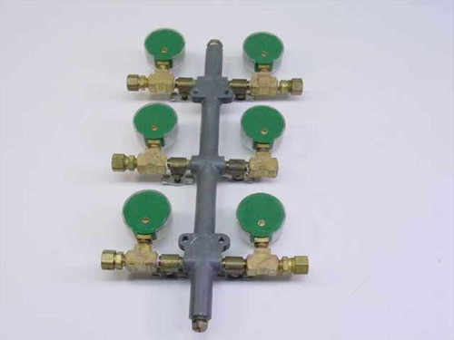 Generic Six Outlet Manifold Low Pressure (N /A)