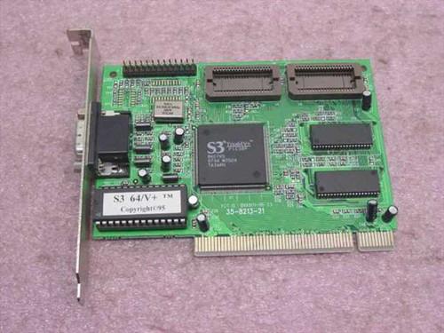 S3 PCI Video Card 35-8213-21
