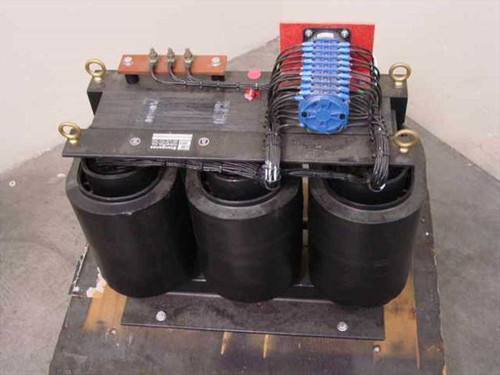 Stangenes SI-3694 12KVA High Voltage Transformer 208 3PH to 3500-9600 HV DC