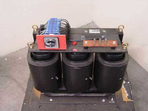 Stangenes 12KVA 3 phase transformer  SI-3694