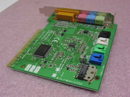 Dell PCI Sound Card - Creative Labs Technology CT5803 963MH