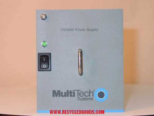 MultiTech Systems PS4800 Power Supply for CC4800 Chassis