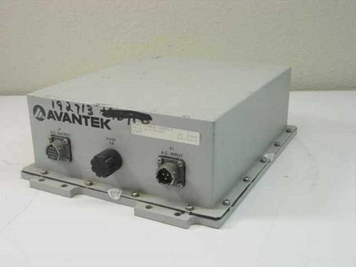 Avantek 310-037769-001C 120 VAC In DC Out - Power Supply in Outdoor Enclosure