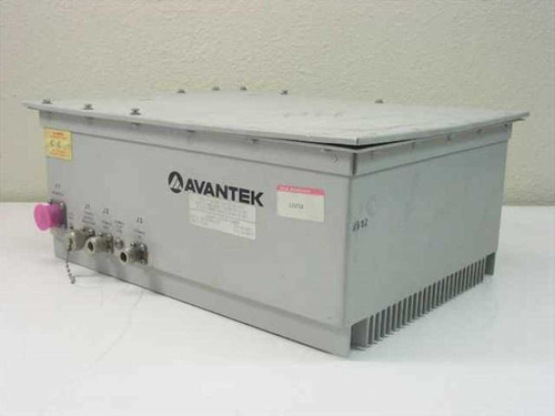 Avantek ASAT-1214-1004 RF Amplifier 4 Watt WR75 Port in Enclosure 305-037808-104