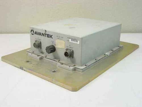 Avantek PS-110-004 120 VAC In DC Out - Power Supply in Outdoor Enclosure