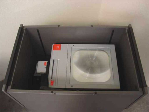 Egan 3M 905D Visual LCD Overhead Projector Cabinet - S2PM