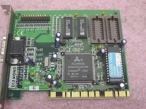 Diamond Stealth 2500 PCI Video Card (23030211-202)