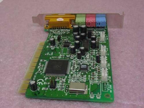 Yamaha PCI Sound Card (A301-G50)