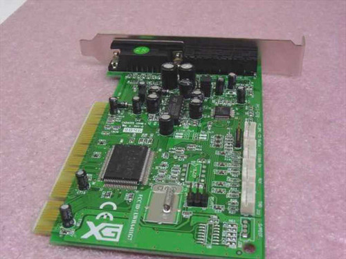 Admos PCI Sound Card (A411-G70)