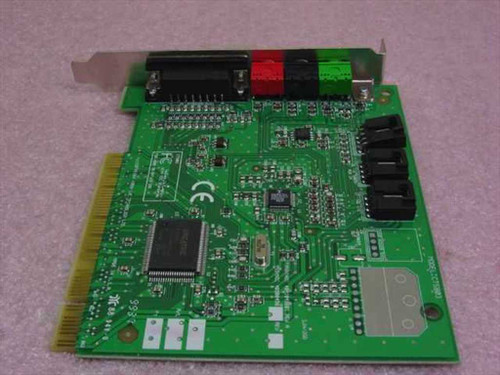 Creative Technology PCI Sound Card Assy No: 02, REV: B (CT5803)