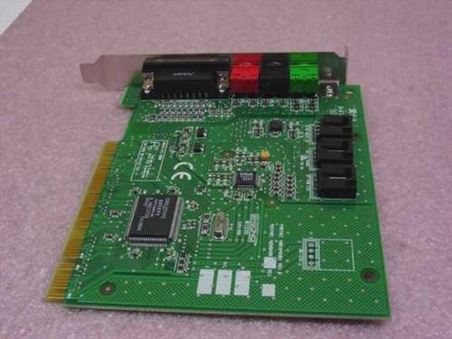 Ensoniq PCI Sound Card SJH/JGD