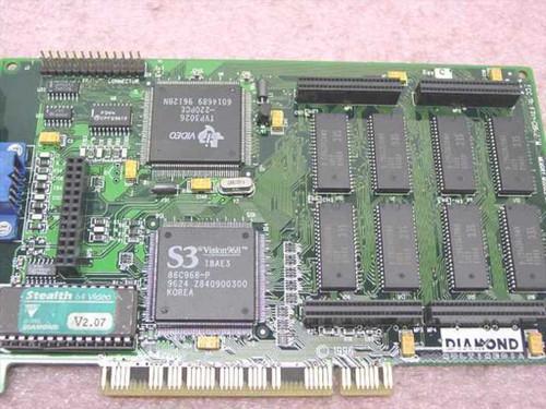 Diamond PCI Video Card 23030057-224 ST64VDVRM PCI E3 220 2&
