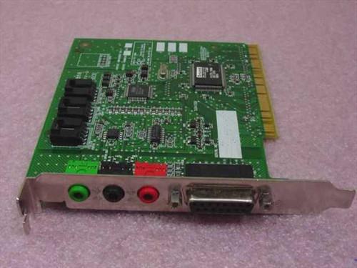 Sound Blaster PCI Sound Card Ensoniq ES1370
