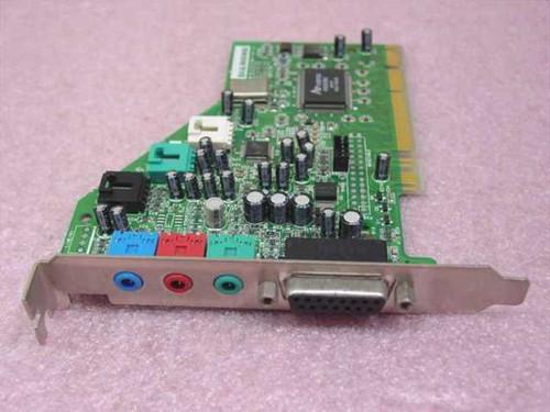 Diamond Multimedia Sonic Impact PCI Sound Card 23010122-001