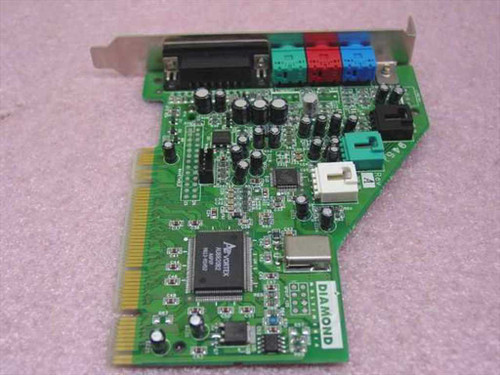 Diamond Multimedia Sonic Impact PCI Sound Card 23010122-001