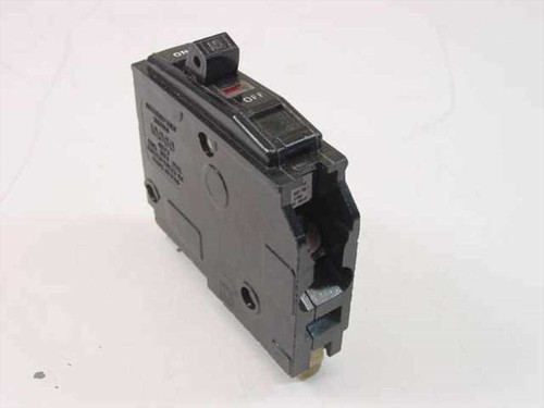 Square D Type 00 1 Pole 15 Amp Circuit Breaker LD-841